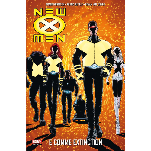 New X-Men Tome 1 (VF)