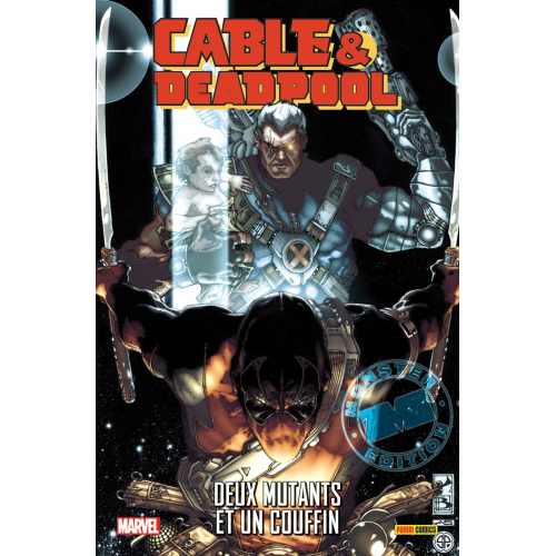 CABLE ET DEADPOOL TOME 4 (VF)