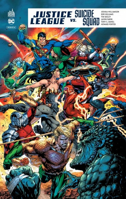 Justice League Vs Suicide Squad (VF)
