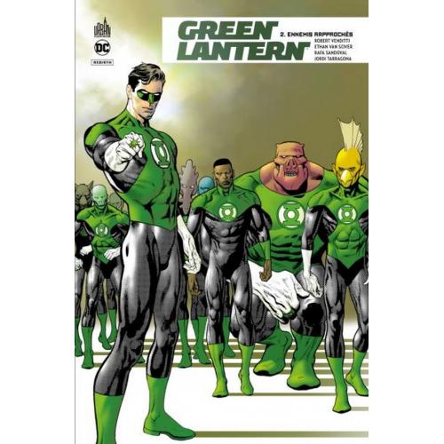 Green Lantern Rebirth Tome 2 (VF)