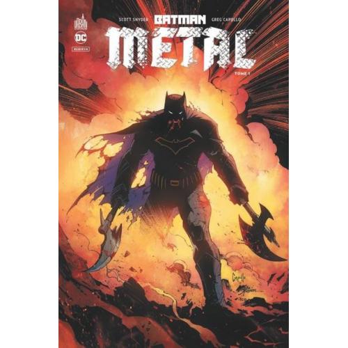 Batman Métal tome 1 VF (VF)