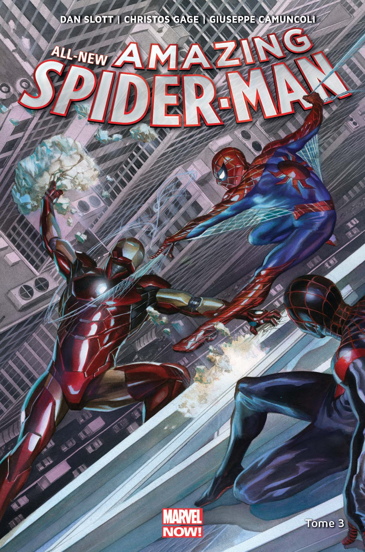 All-New Amazing Spider-Man Tome 3 (VF)