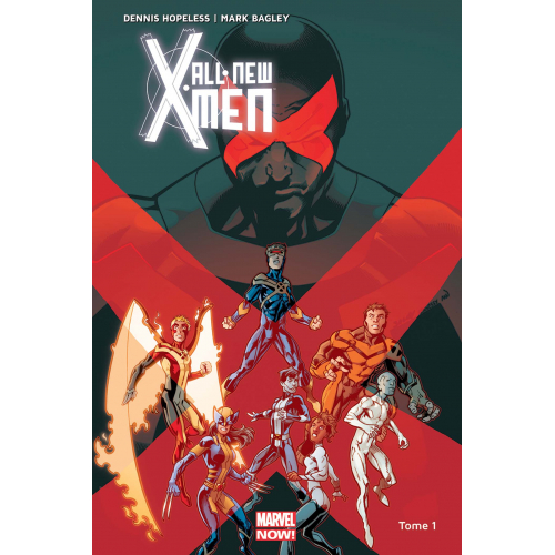 All-New X-Men Tome 1 (VF)