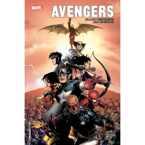 Avengers par Heinberg et Cheung (VF)