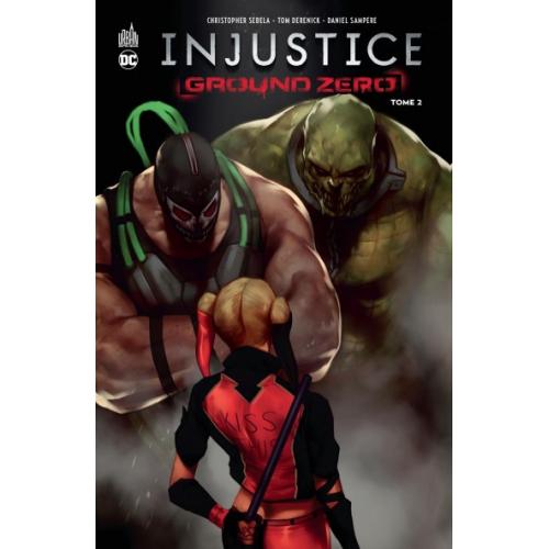 Injustice Ground Zero Tome 2 (VF)