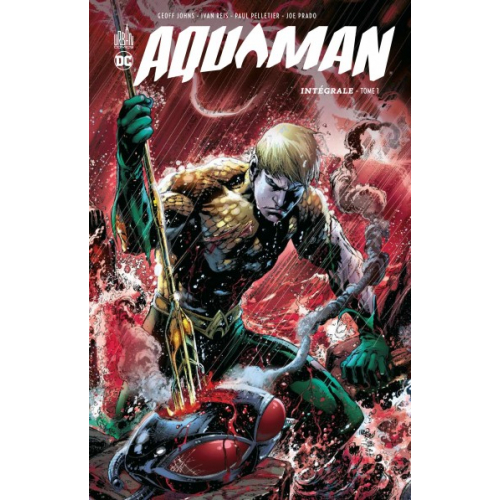 Aquaman Intégrale Tome 1 (VF)