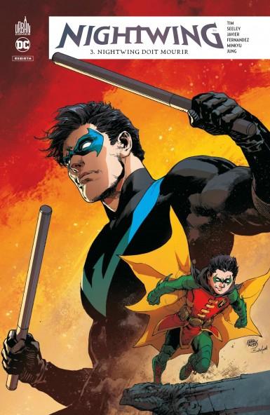 Nightwing Rebirth Tome 3 (VF)