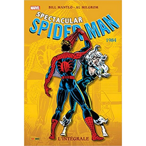 Spectacular Spider-Man T37 1984 (VF)