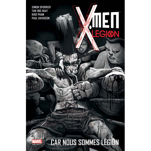 X-Men Legion Tome 2 (VF)