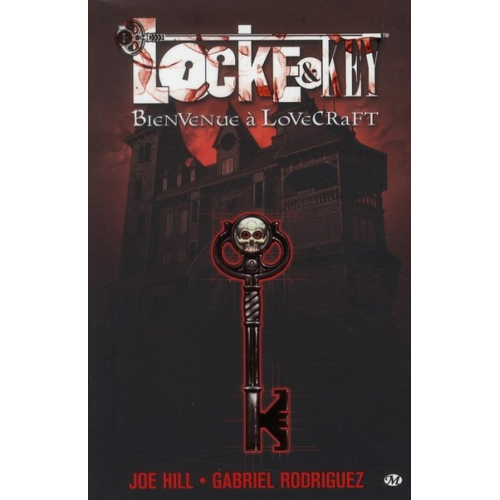 Locke & Key Tome 1 - Bienvenue à Lovecraft (NED) (VF)