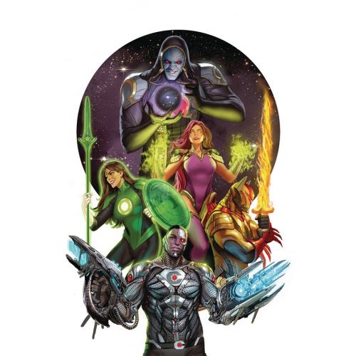 Justice League Odyssey 1 (VO)