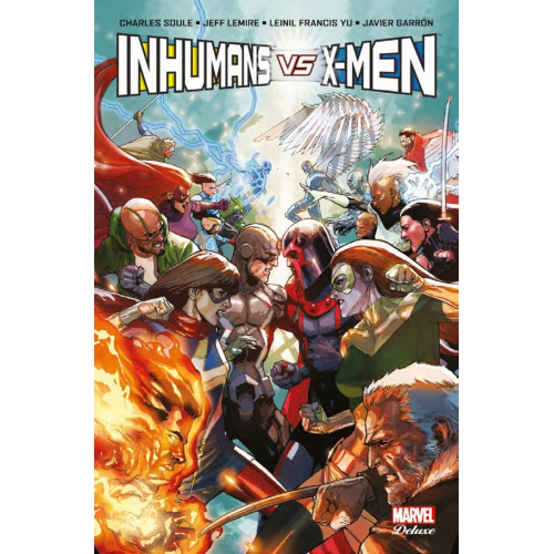 Inhumans Vs X-Men (VF)