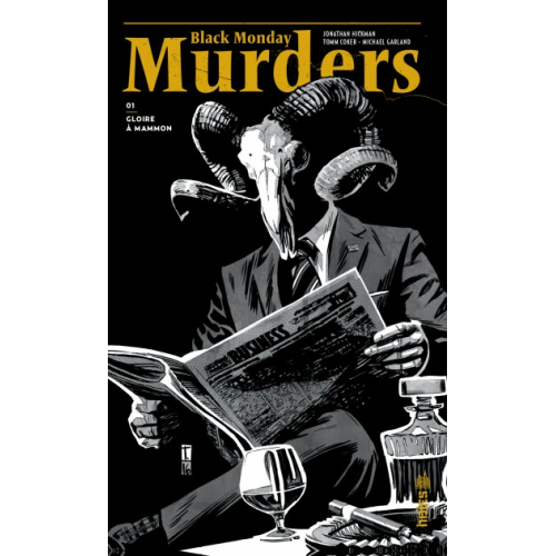 Black Monday Murders Tome 1 (VF)