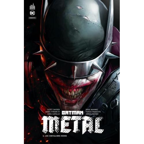 Batman Métal tome 2 (VF)