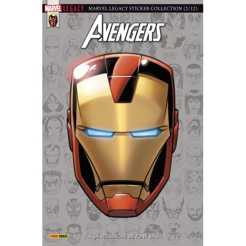Avengers Legacy n°1 (VF)