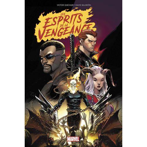 les esprits de vengeance Tome 1 (VF)