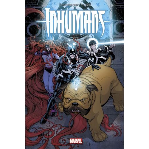 Inhumans - Rois d'hier et de demain (VF)