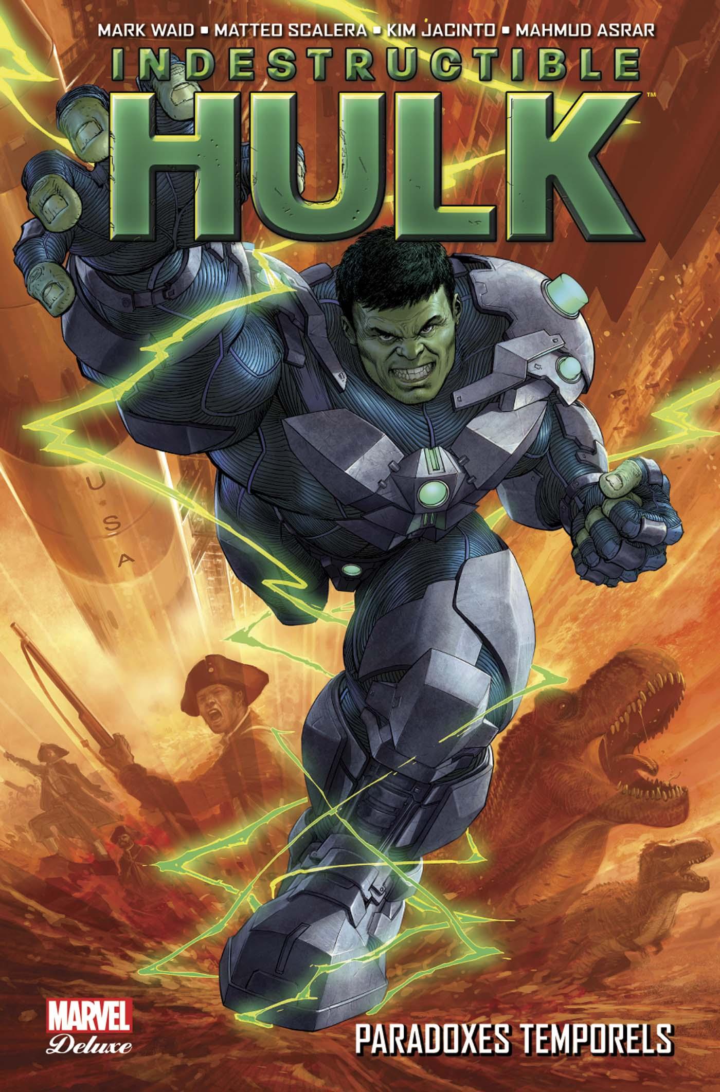 Indestructible Hulk Tome 2 (VF)