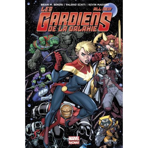 All New Les Gardiens de la galaxie Tome 3 (VF)