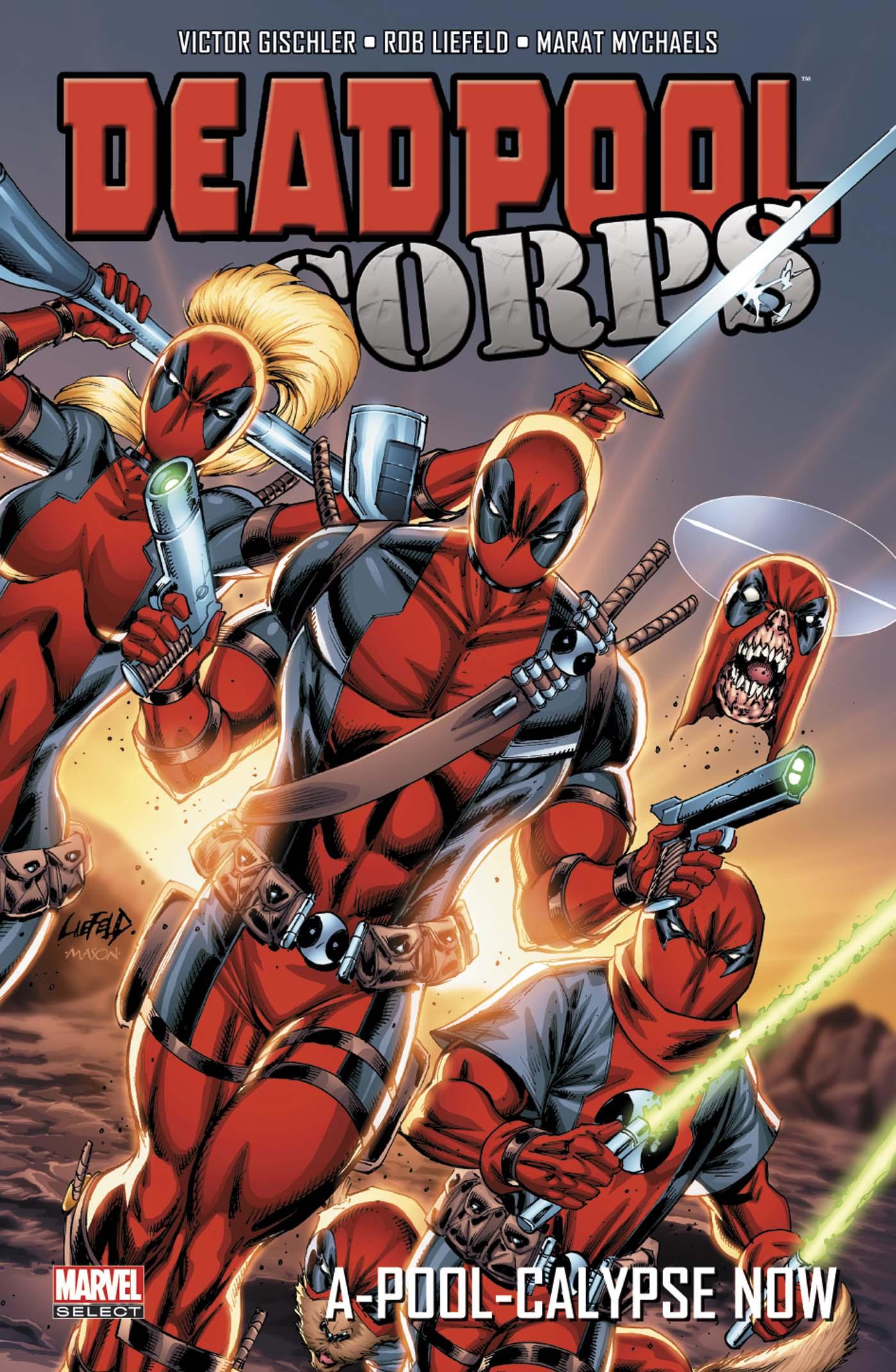 Deadpool Corps (VF)