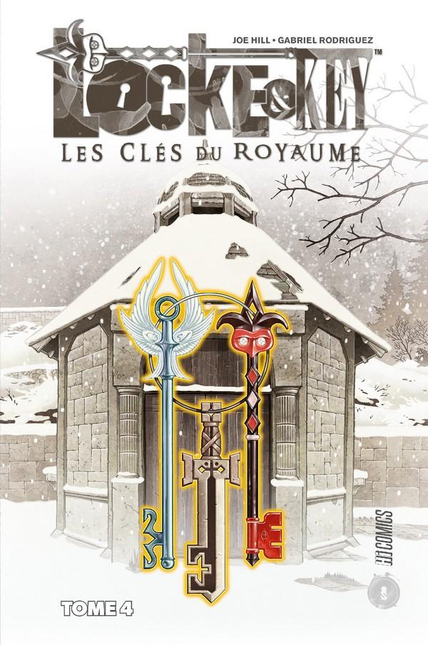 Locke & Key, T4 : Les Clés du royaume (NED) (VF)