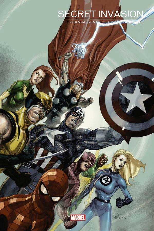 Secret Invasion (VF)
