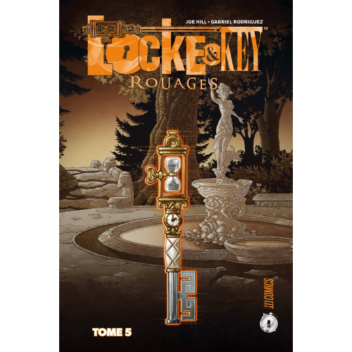 Locke & Key Tome 5 : Rouages (NED) (VF)