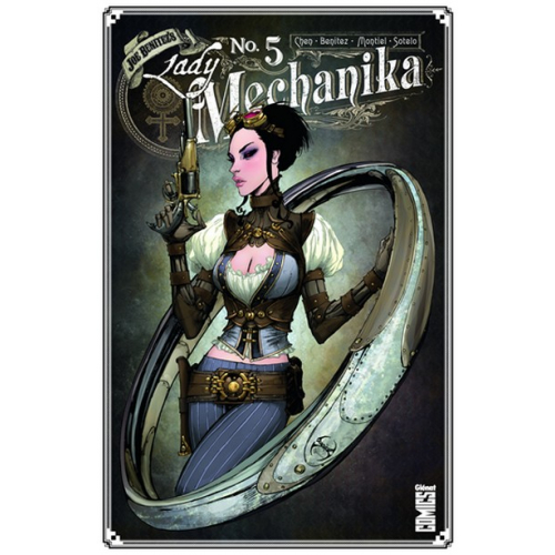 Lady Mechanika – Tome 5 (VF)