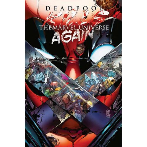 Deadpool massacre Marvel Tome 2 (VF)