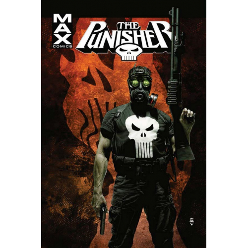The Punisher Deluxe Tome 7 (VF)