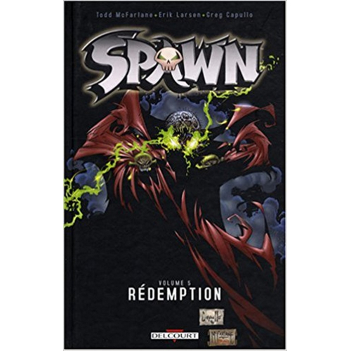 Spawn, Tome 5 : Rédemption (VF)