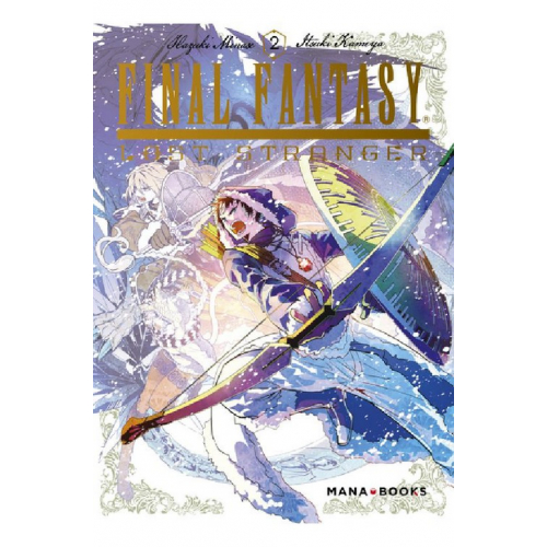 Final Fantasy Lost Strangers Tome 2 (VF)