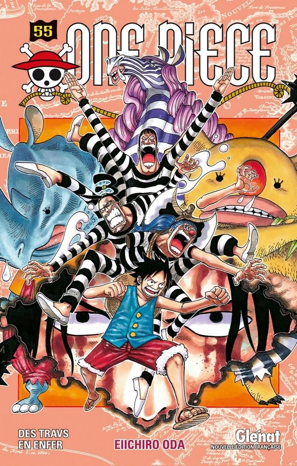 One Piece Édition Originale Volume 55 (VF)