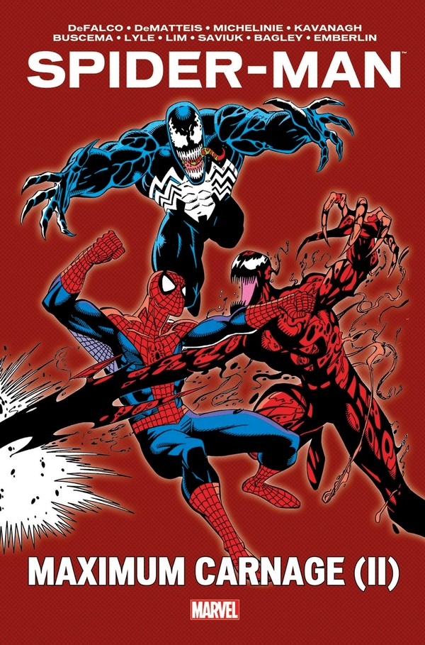 Maximum Carnage Tome 2 (VF)