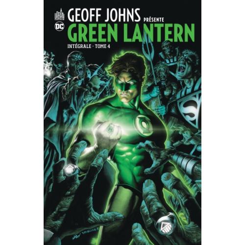 Geoff Johns présente Green Lantern Intégrale Tome 4 (VF)