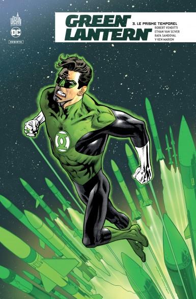 Green Lantern Rebirth Tome 3 (VF)