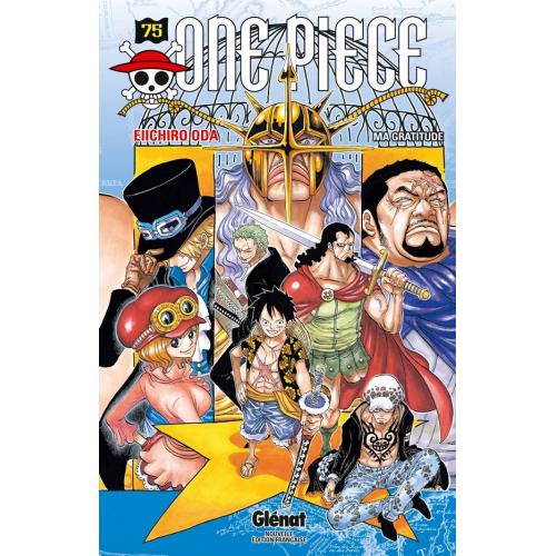 One Piece Édition Originale Volume 75 (VF)