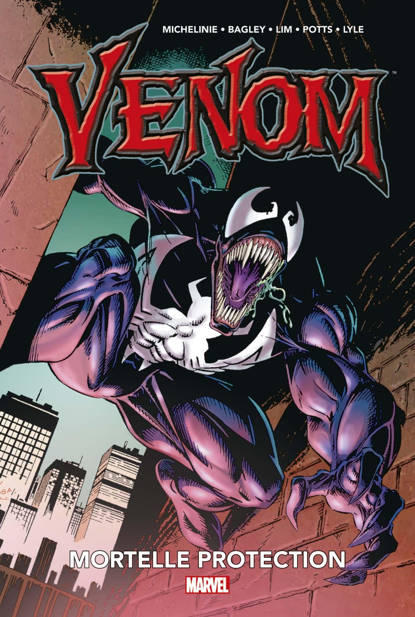 Venom : mortelle protection (VF)