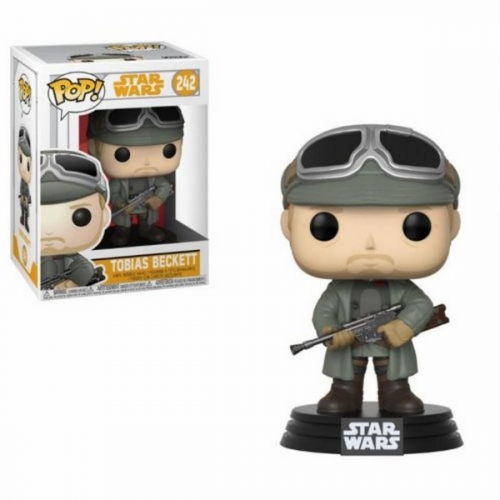 Funko Pop Star Wars Tobias Beckett 242