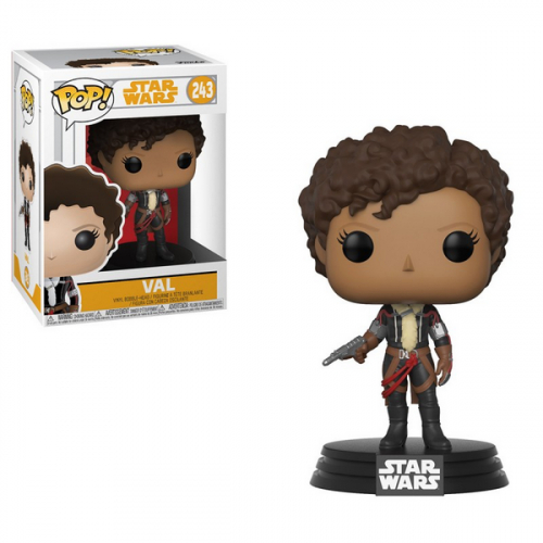 Funko Pop Star Wars Solo Val 243