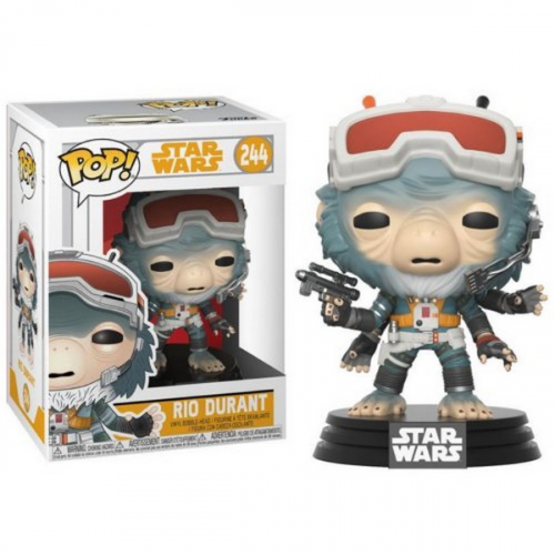 Funko Pop Star Wars Solo Rio Durant 244