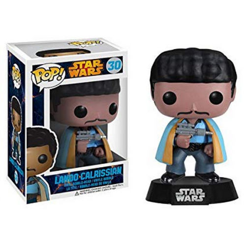 FUNKO POP Star Wars Lando Calrissian Film 30