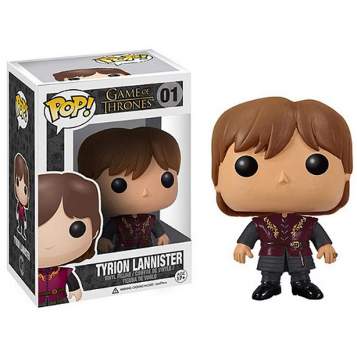 FUNKO POP Game of Thrones Tyrion Lannister 01