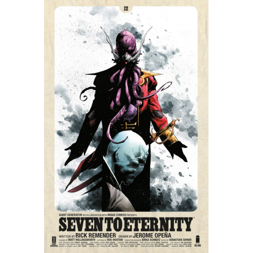 Seven to Eternity 12 (VO)