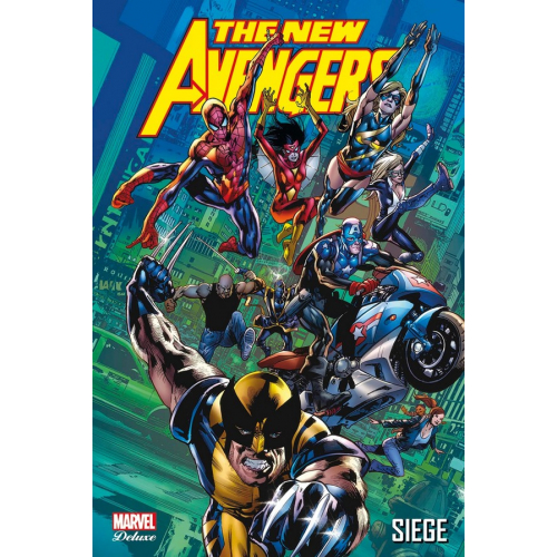 New Avengers Tome 7 (VF)