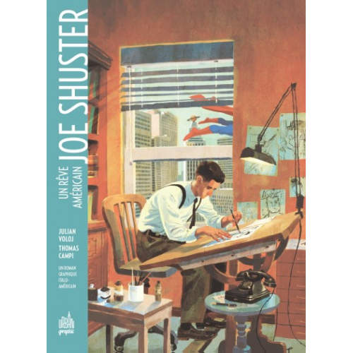 Joe SHUSTER (VF)