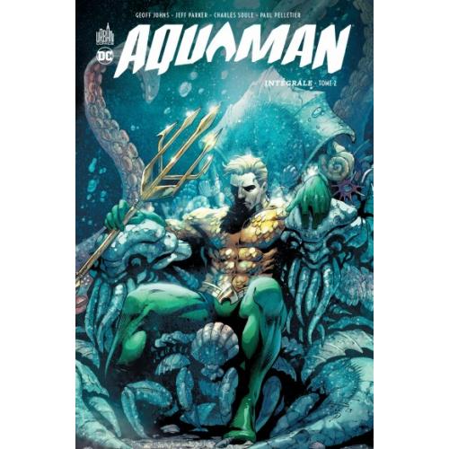 Aquaman Intégrale Tome 2 (VF)