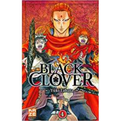 Black Clover Tome 4 (VF)