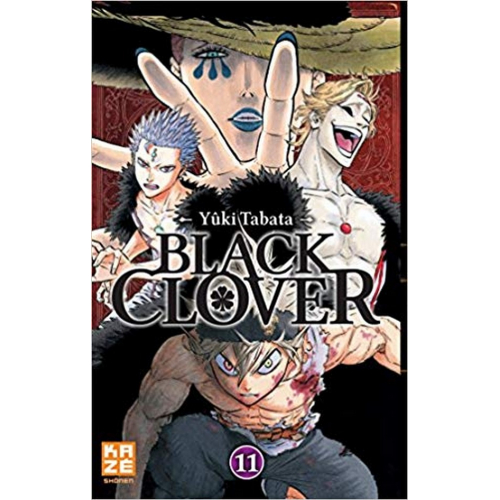 Black Clover Tome 11 (VF)