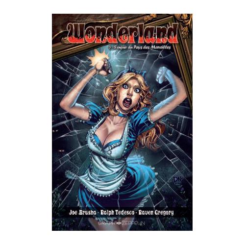 Wonderland tome 3 (VF)